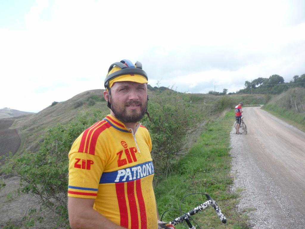 Tra i membri dell'associazione Ciclone vi sono alcuni appassionati di bici vintage e dell'Eroica