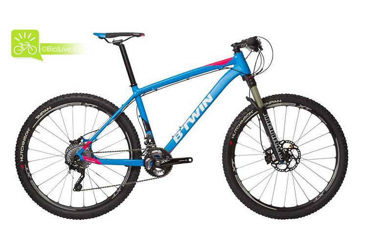 decathlon-btwin rafal-720-ltd-azzurro-nero-rosa