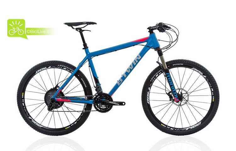 decathlon-btwin mtb rafal-740-ltd
