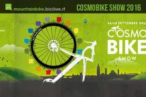 Fiera Internazionale della bicicletta CosmoBike Show 2016