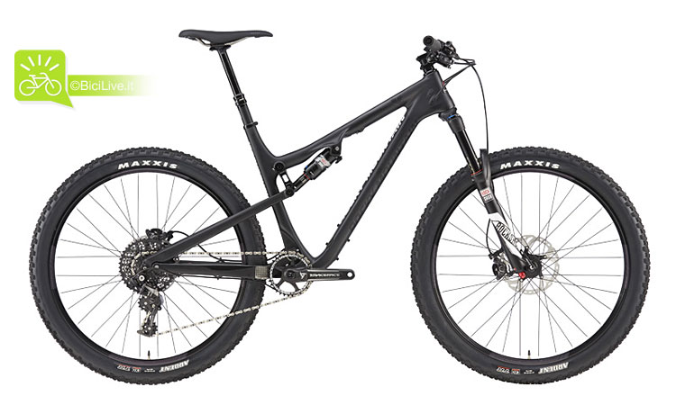 Rocky Mountain Thunderbolt 790 MSL BC Edition