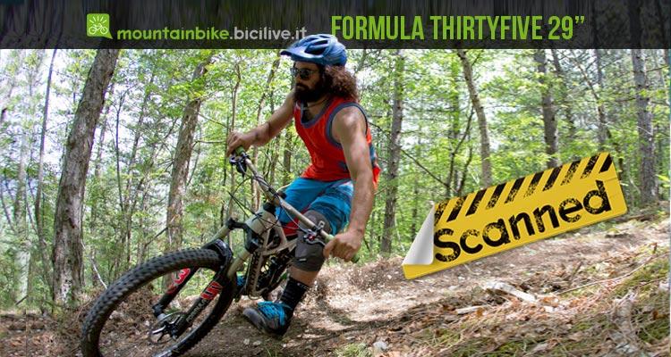 foto del test forcella formula thirtyfive 29