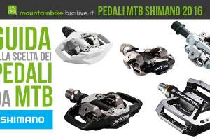 foto dei pedali shimano