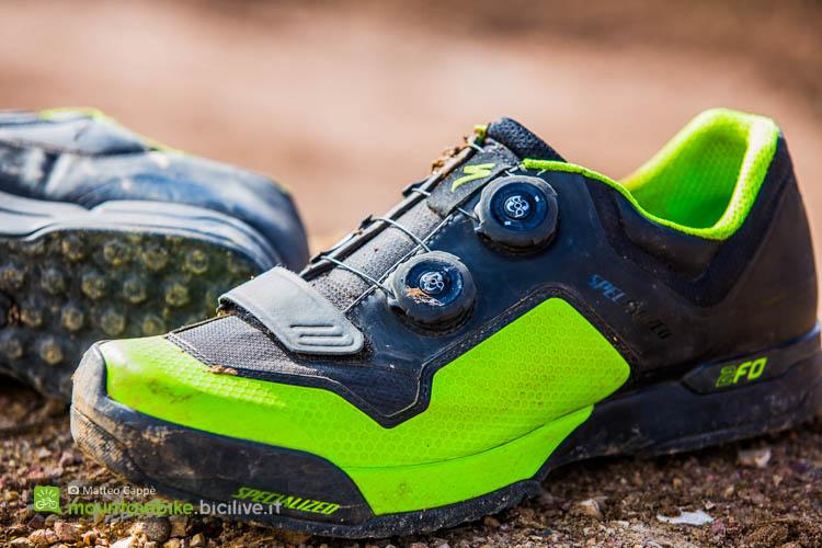 foto delle scarpe specialized 2fo cliplite