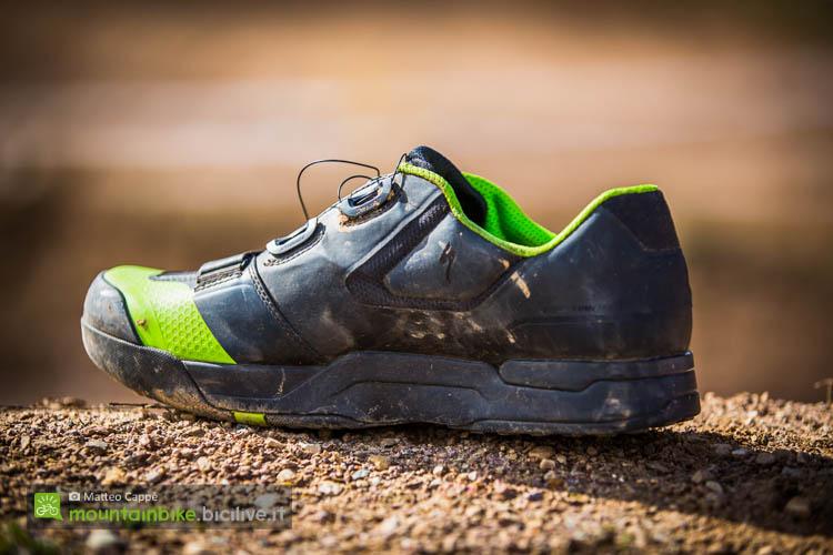 foto della scarpa enduro specialized 2fo cliplite