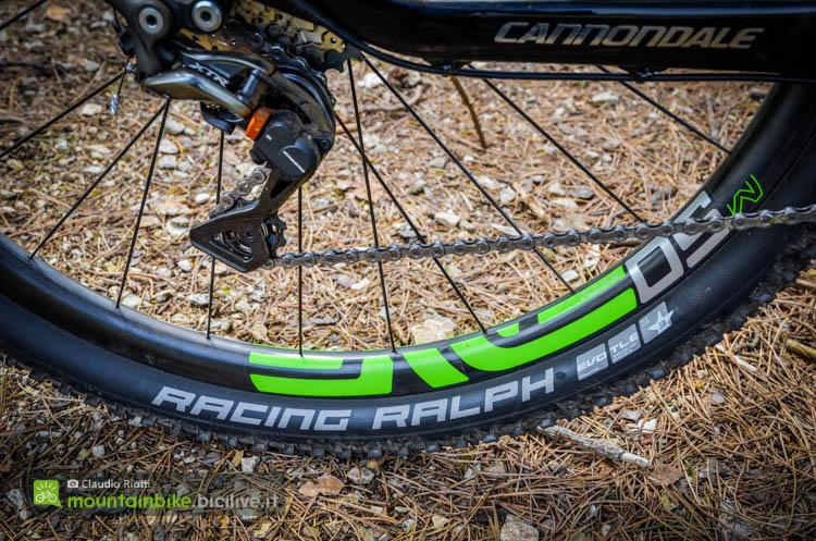 foto delle ruote enve M60