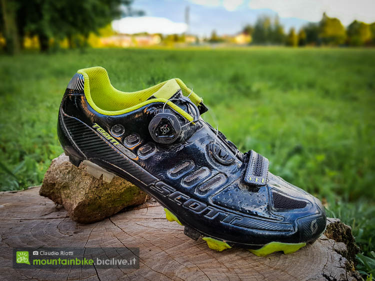 Test scarpe mtb scott team boa for Mondo scarpa catalogo