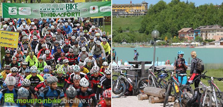 gara dei forti e relax nell'Alpe Cimbra