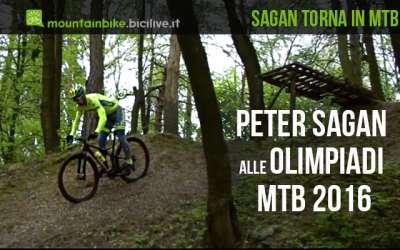 Peter Sagan annuncia che parteciperà alle Olimpiadi mtb xc, cross country,di Rio 2016 in sella ad una mountain bike