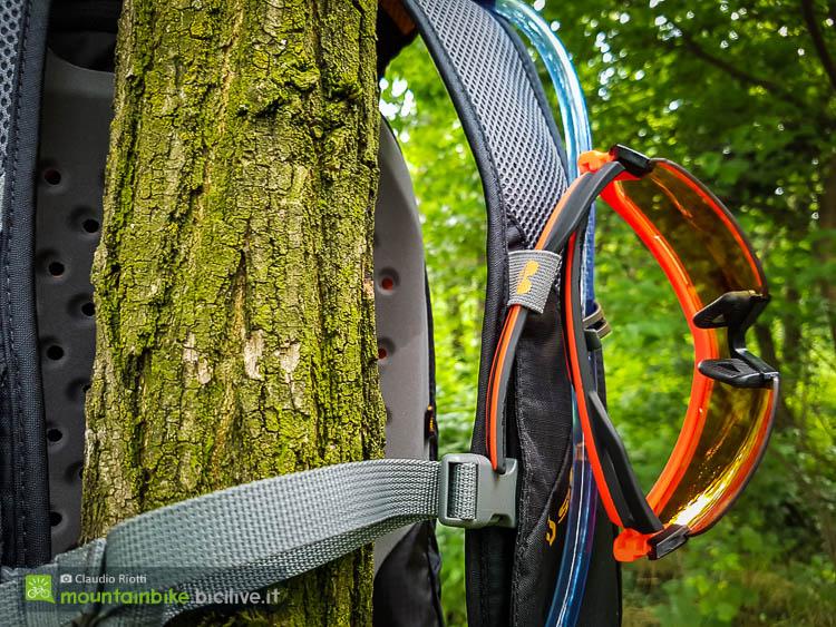 foto dello zaino scott trail protect