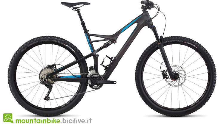 Specialized Camber FSR Comp Carbon 29 2x