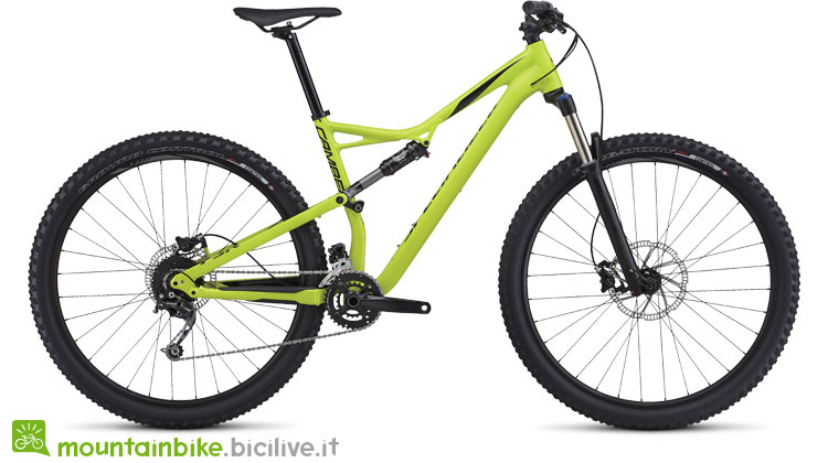 Specialized Camber FSR M5 29