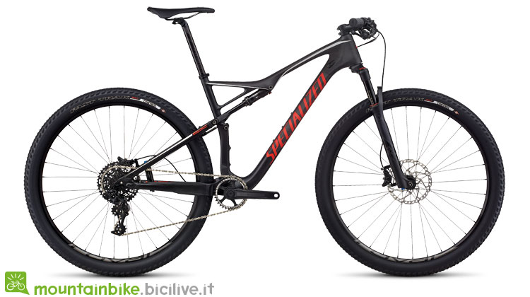 Specialized Epic FSR Expert Carbon 29 World Cup
