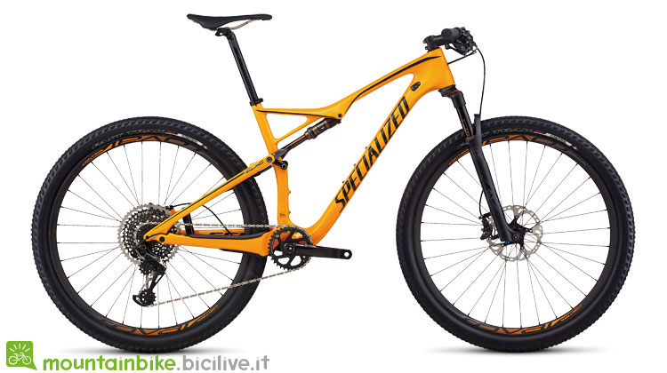 Specialized Epic FSR Pro Carbon 29 World Cup