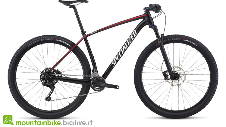 Specialized Epic HT M5 29 nero