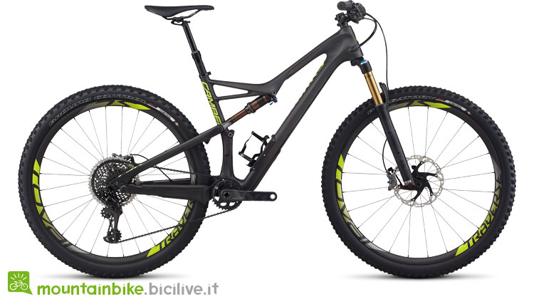 Specialized S-Works Camber FSR 29