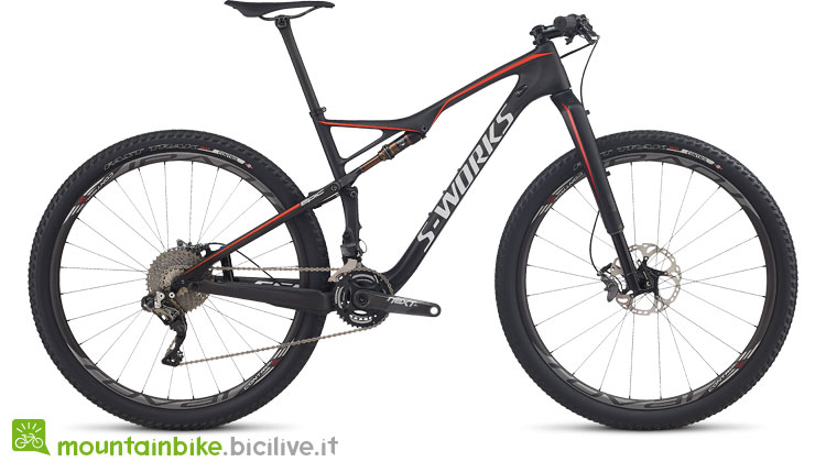 Specialized S-Works Epic FSR Carbon 29 Di2