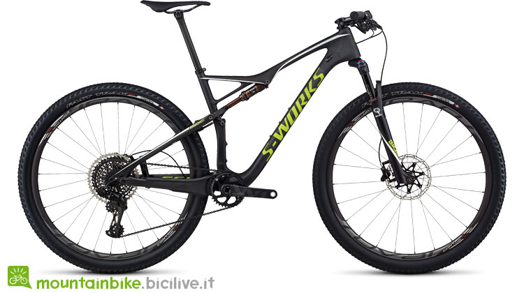 Specialized S-Works Epic FSR Carbon 29 World Cup