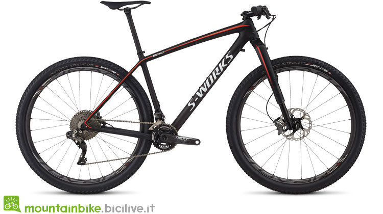 Specialized S-Works Epic HT Carbon 29 Di2
