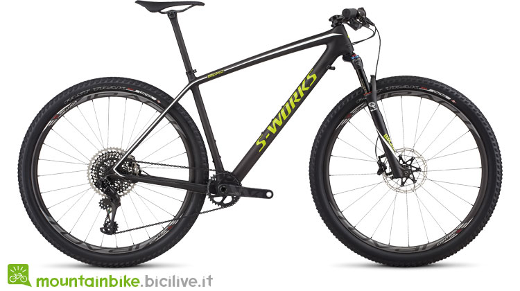 Specialized S-Works Epic HT Carbon 29 World Cup