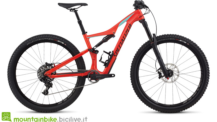Specialized Rhyme FSR Comp Carbon 650b
