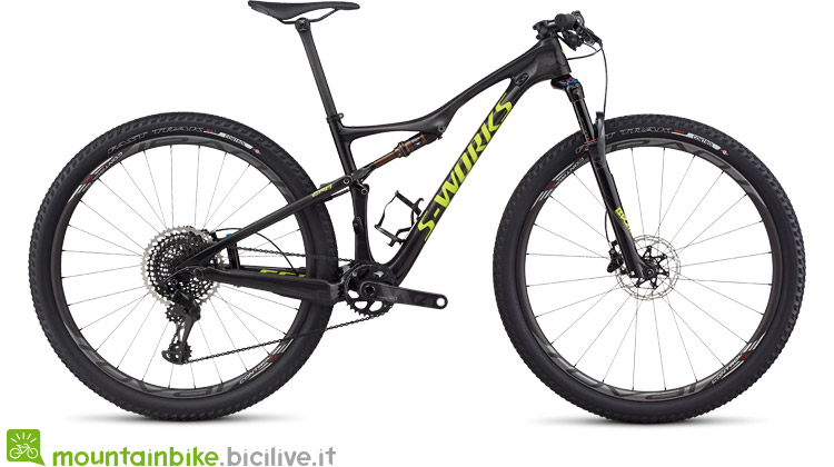 Specialized S-Works Era FSR Carbon 29 World Cup