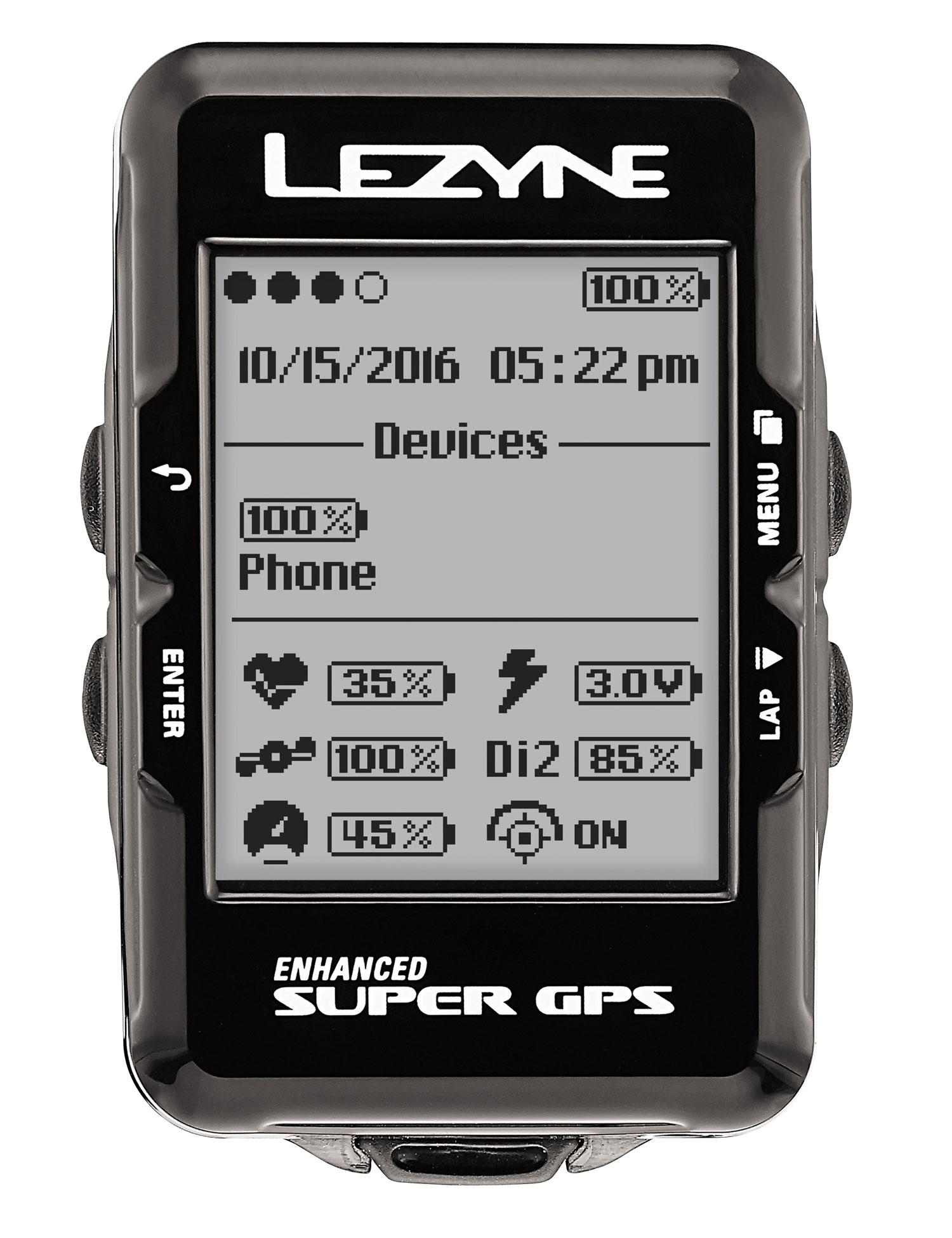 Ciclocomputer-GPS-2017-Lezyne-Super-Gps
