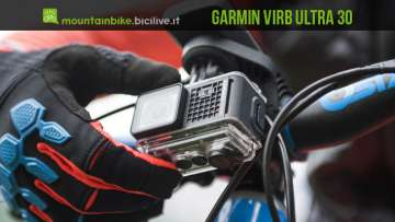 action cam 4k con comandi vocali Garmin VIRB ultra 30