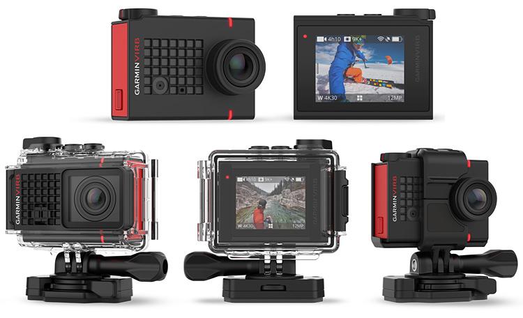 action cam 4k ultra Garmin Virb Ultra 30