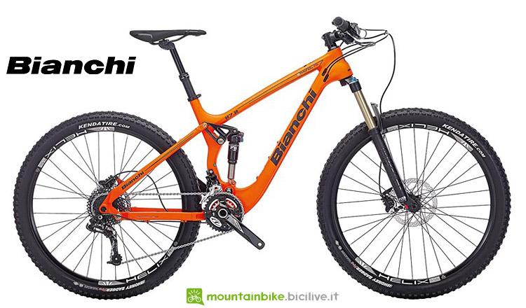 mtb da trail Bianchi Ethanol FS