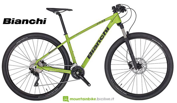 mtb front Bianchi Jab 29