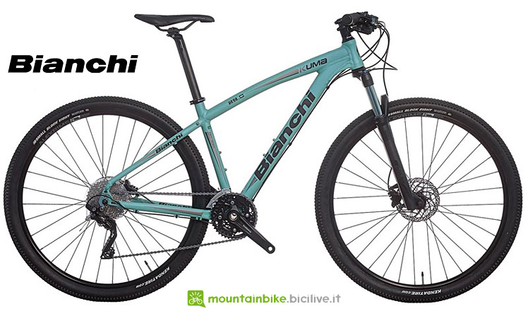 bianchi entry level kuma 2017