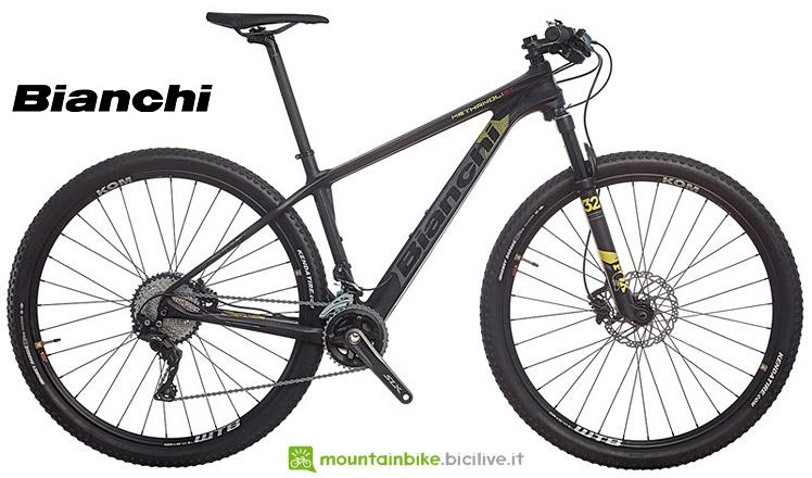 mtb front Bianchi Methanol SX