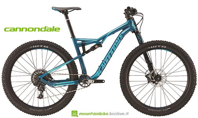 bici full suspended Cannondale Bad Habit 1