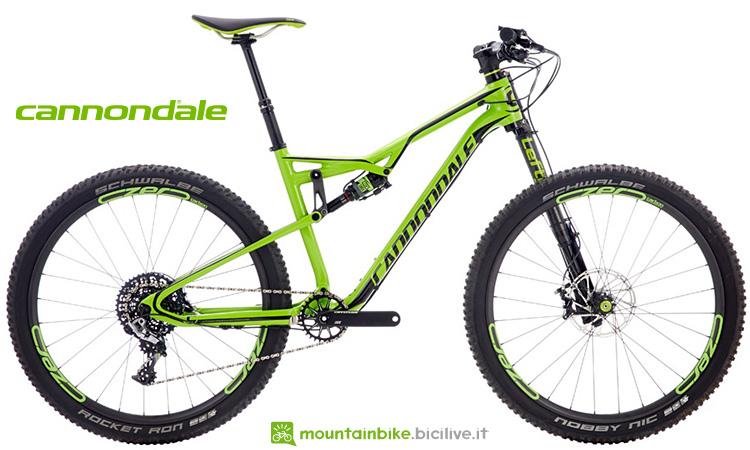mtb full Cannondale Habit Carbon 1 7.499 euro