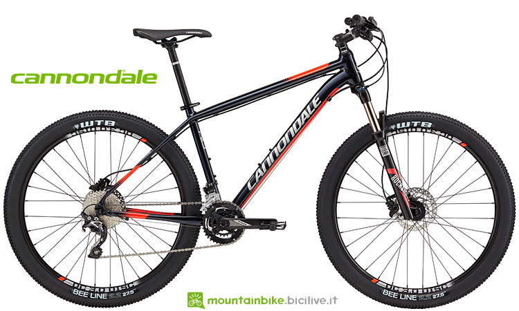 mountain bike 29 Cannondale Trail 2