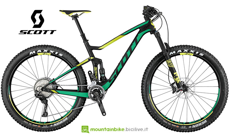 Scott Contessa Spark 710 Plus mtb da donna