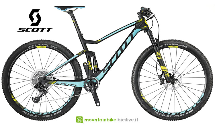 Scott Contessa Spark RC 700 mtb da donna