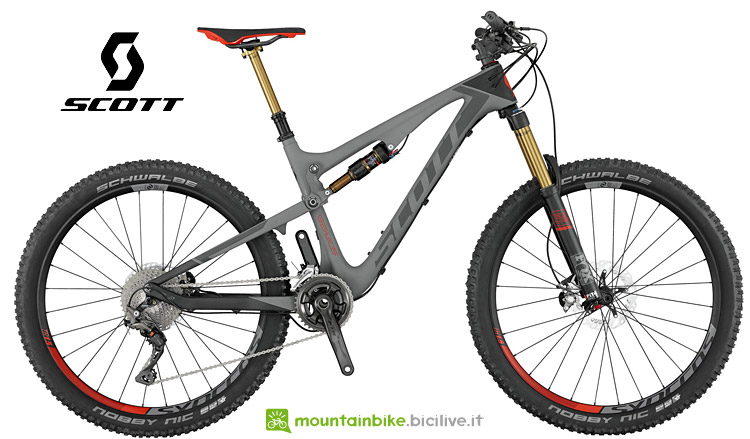 mtb full Scott Genius 700 Premium