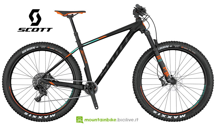 mtb full Scott Scale 710 Plus