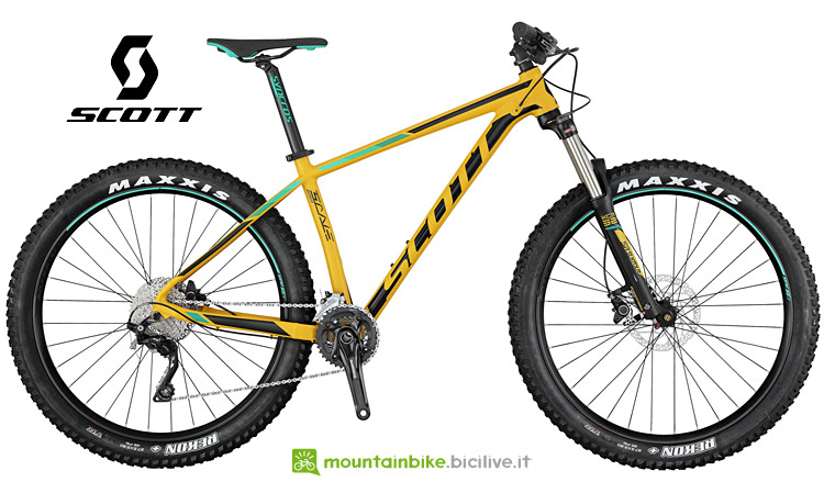 Scott Spark 730 Plus mountain bike