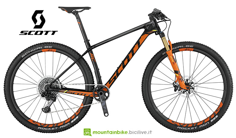 Scott Scale RC 700 SL mtb front