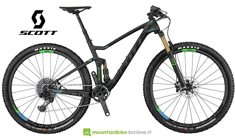 Scott Spark 700 Ultimate da xc