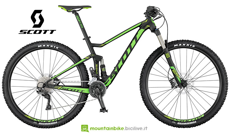 Scott Spark 760 mtb da cross country