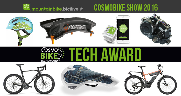 cosmobike show tech award 2016