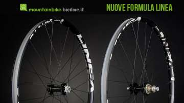 Ruote Formula Linea 2,3,4, per mountain bike xc, all mountain, cross country, enduro e dh