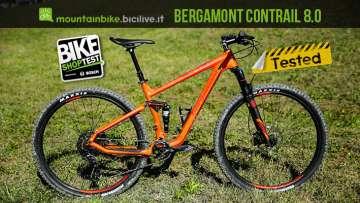 Bergamont-Contrail-29-2017-mtb-full provata al bike shop test di Bologna