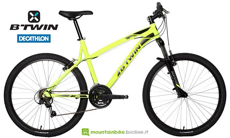 Mtb Btwin By Decathlon Catalogo E Listino Prezzi 2017
