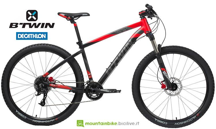Mtb Btwin Rockrider 560