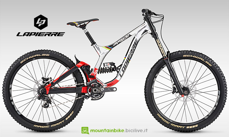 mtb da downhill e gravity DH World Champion Ultimate
